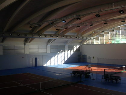 Edifici sportivi